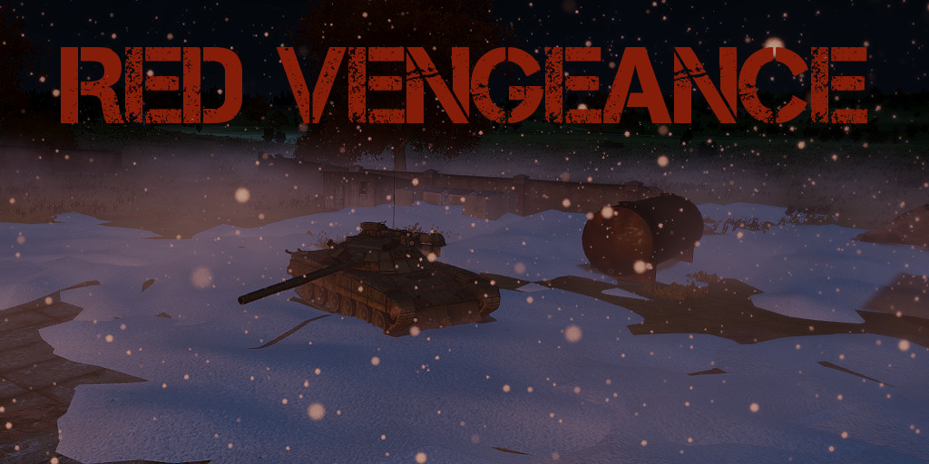 sp] Red Vengeance - ARMA 3 - USER MISSIONS - Bohemia